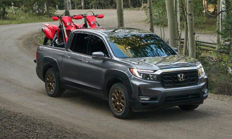 Honda Ridgeline 2020 [divulgação]