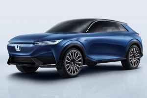Honda SUV e Concept [divulgação]