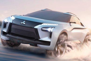 Mitsubishi E-Evolution [divulgação]