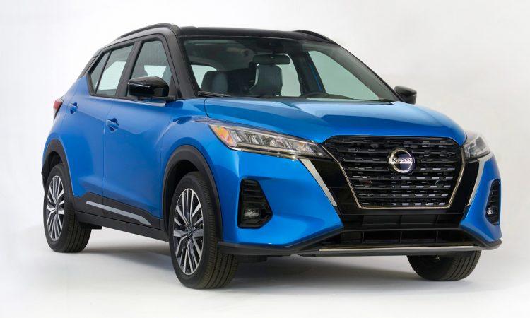 Nissan Kicks 2022 [divulgação]