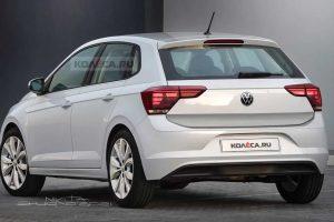 Volkswagen Polo 2022 [kolesa]