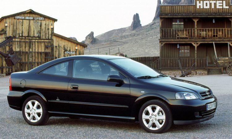 Opel Astra Coupé [divulgação]