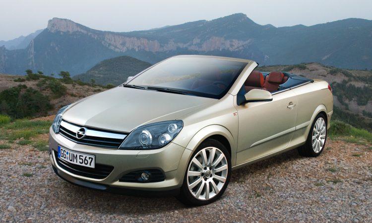 Opel Astra Twin Top [divulgação]