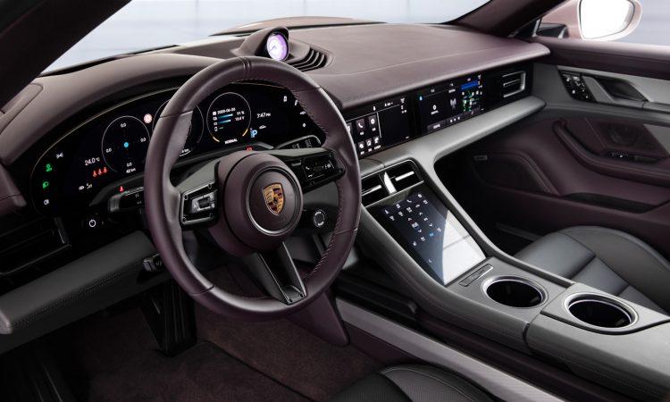 Porsche Taycan [divulgação]