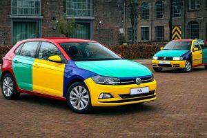 Volkswagen Polo Harlequin [divulgação]