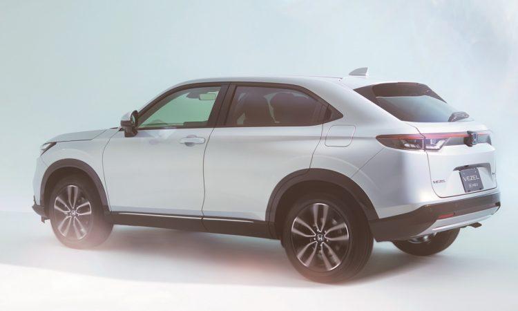 Honda HR-V 2022 [divulgação]