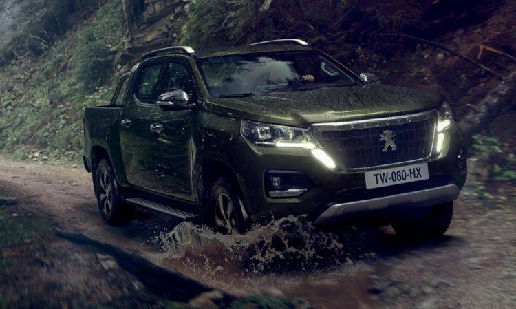 Peugeot Landtrek [divulgação]