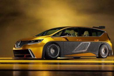 Renault Espace F1 [al3x.blend]