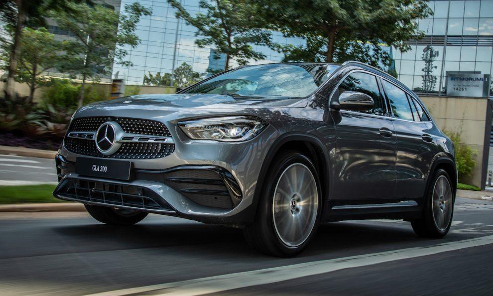Mercedes-Benz GLA 200 AMG Line [divulgação]