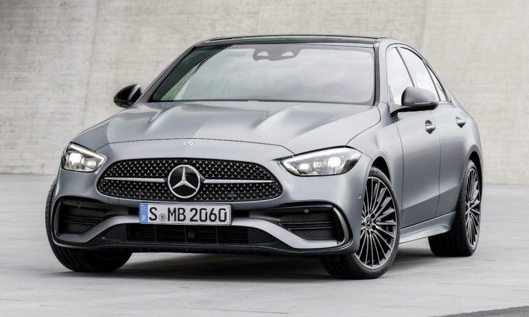 Mercedes-Benz Classe C 2022 [divulgação] carros