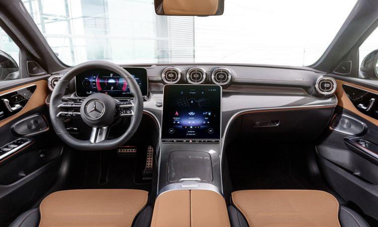 Mercedes-Benz Classe C 2022 [divulgação]
