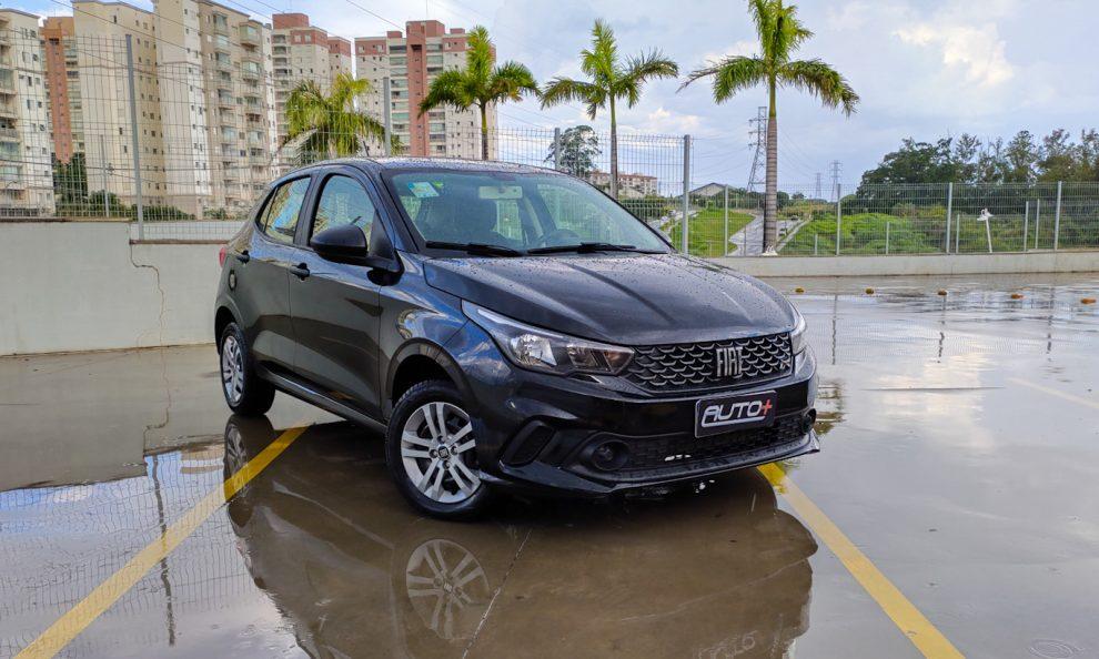 Fiat Argo 1.0 [Auto+ / João Brigato]