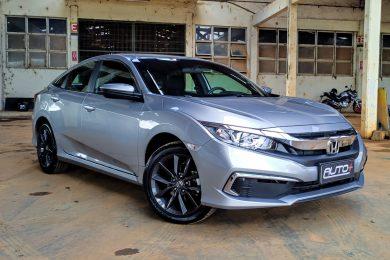 Honda Civic LX 2021 [Auto+ / João Brigato]