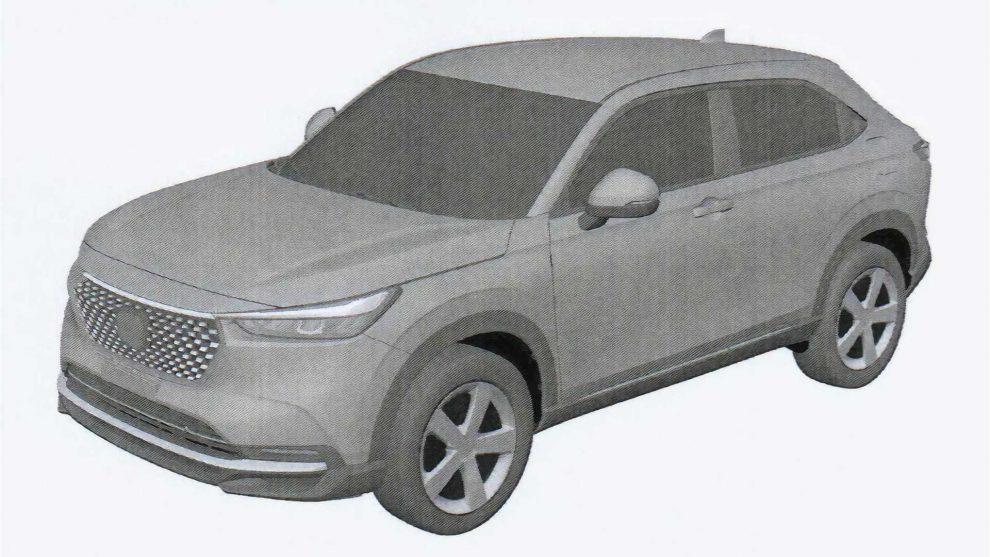 Honda HR-V 2022 [reprodução