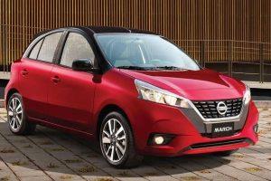 Nissan March 2021 [divulgação]