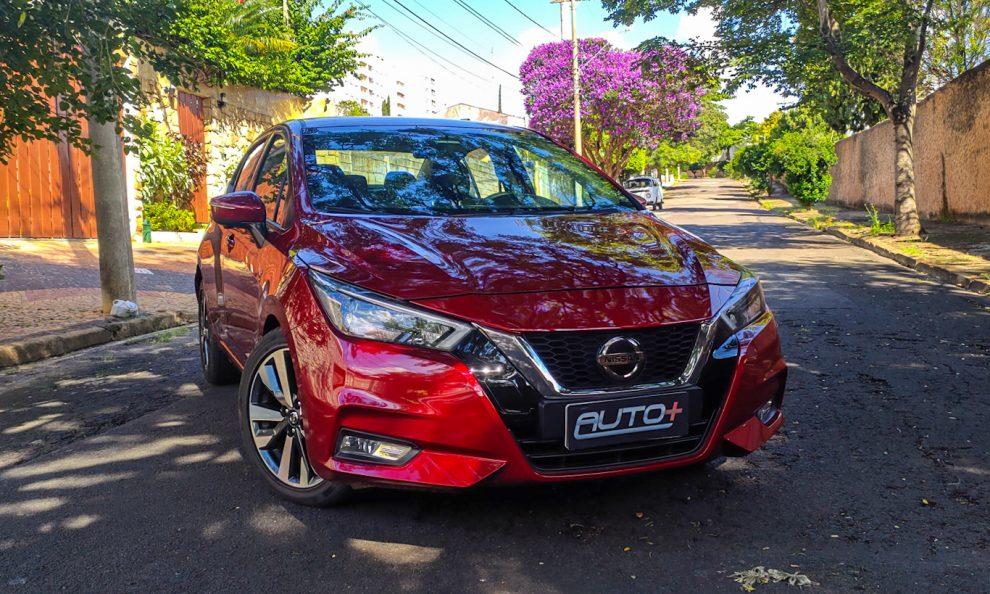 Nissan Versa Exclusive CVT [Auto+ / João Brigato]