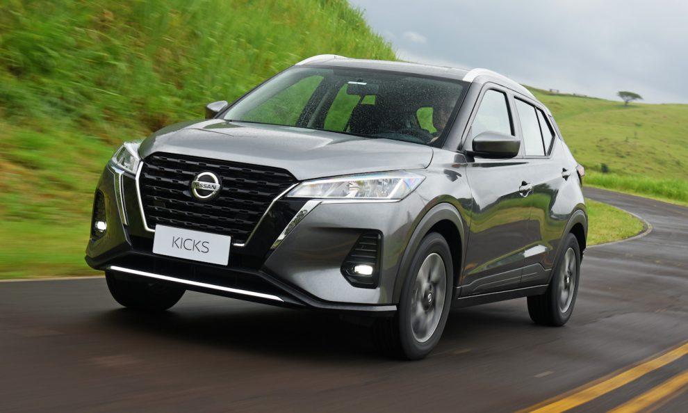Nissan Kicks Sense [divulgação]