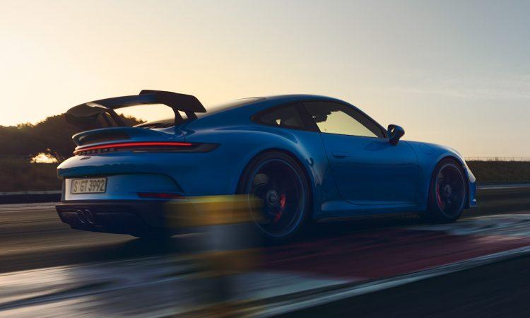Porsche 911 GT3 [divulgação