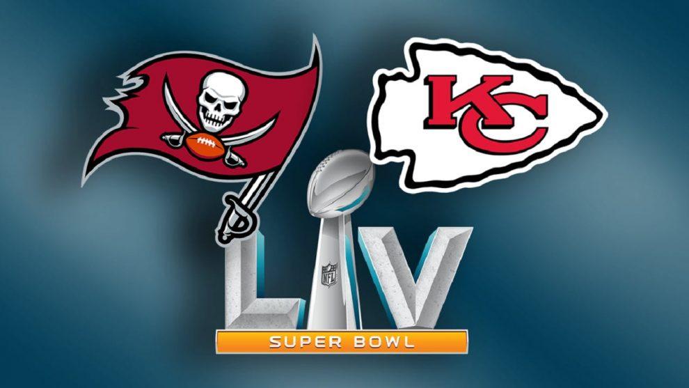 Super Bowl LV 2021 [divulgação]