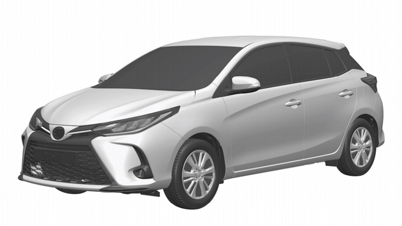 Toyota Yaris 2022 [INPI]