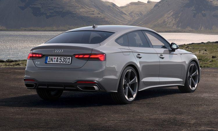 Audi A5 Sportback [divulgação]