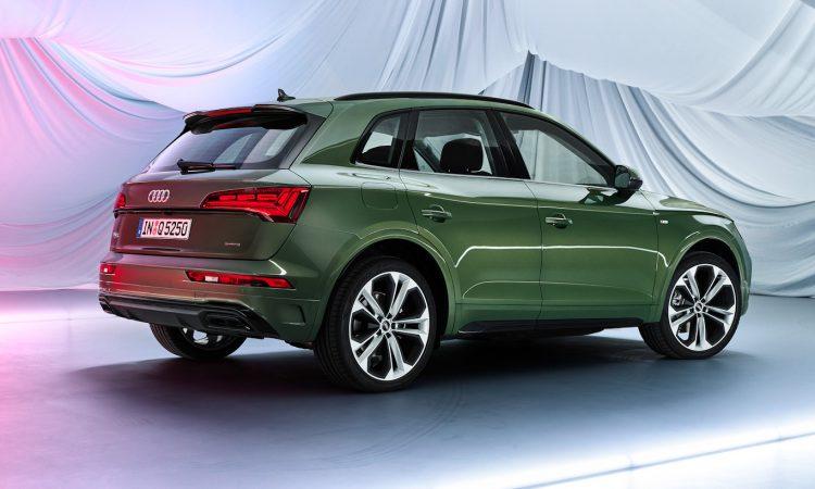 Audi Q5 2021 [divulgação]