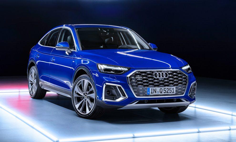 Audi Q5 Sportback 2021 [divulgação]