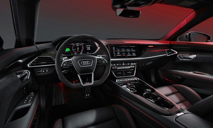 Audi e-tron GT [divulgação]