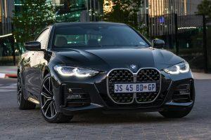 BMW Série 4 [divulgação]