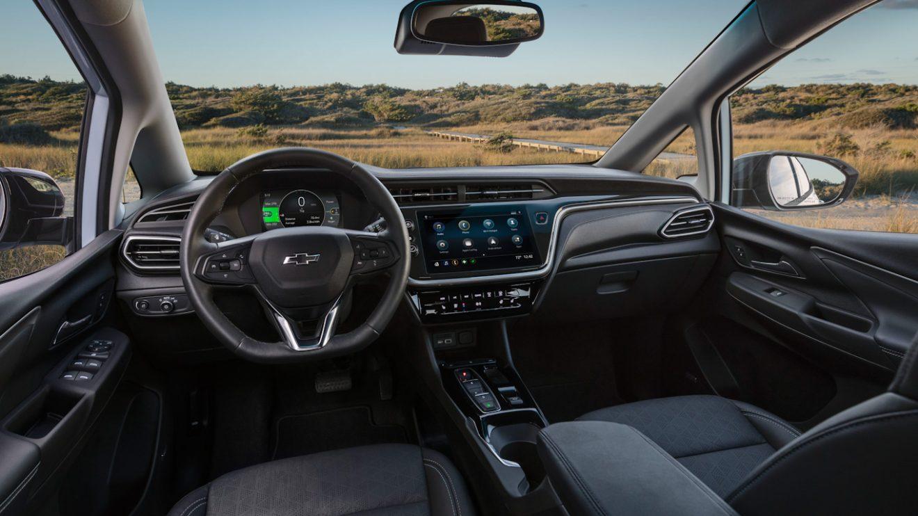 Chevrolet Bolt EV [divulgação]