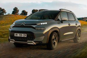 Citroën C3 Aircross 2021 [divulgação]