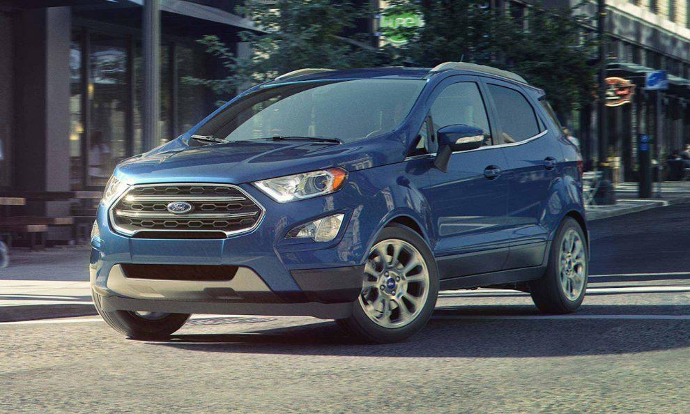 Ford EcoSport [divulgação]