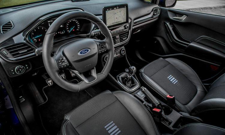 Ford Fiesta ST Line [divulgação]