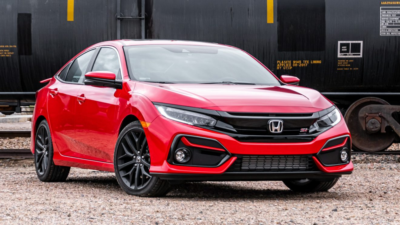 Honda Civic Si [divulgação]