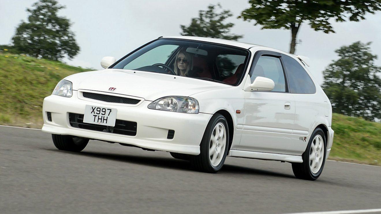 Honda Civic Type-R [divulgação]