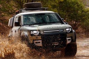 Land Rover Defender [divulgação]