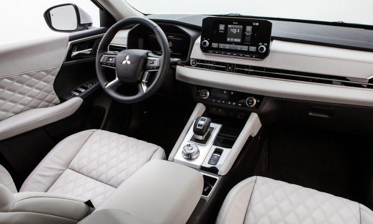 Mitsubishi Outlander 2022 [divulgação]