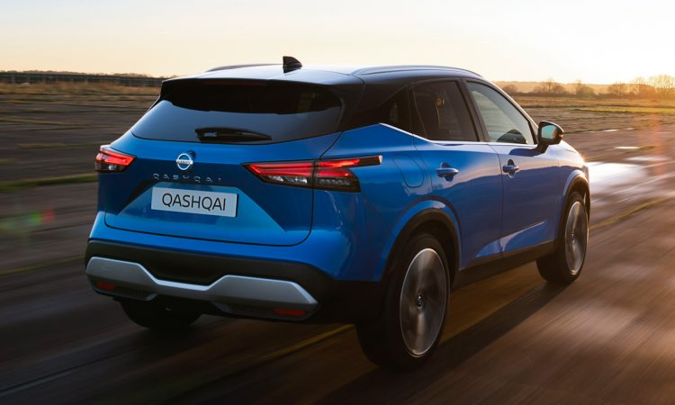 Nissan Qashqai [divulgação]
