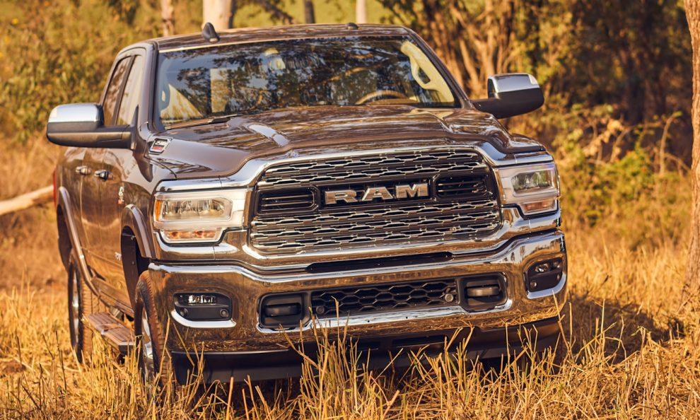 RAM 2500 [divulgação]