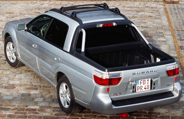 Subaru Baja [divulgação]