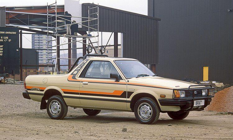 Subaru BRAT [divulgação]