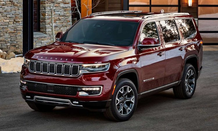 Jeep Wagoneer [divulgação]