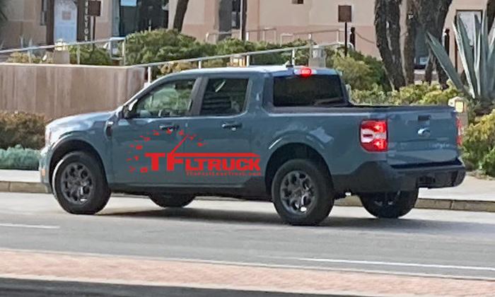 Ford Maverick [The Fast Lane Trucks]