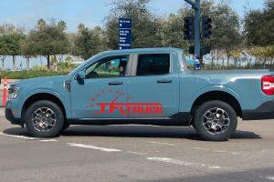 Ford Maverick [ The Fast Lane Trucks]