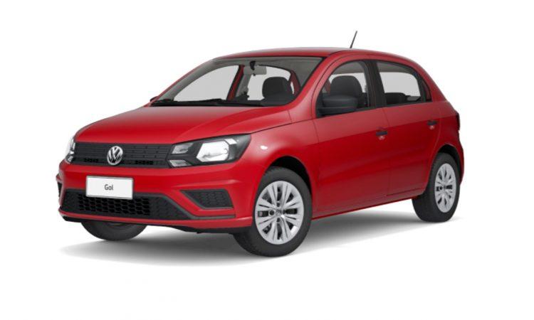 Volkswagen Gol [divulgação]