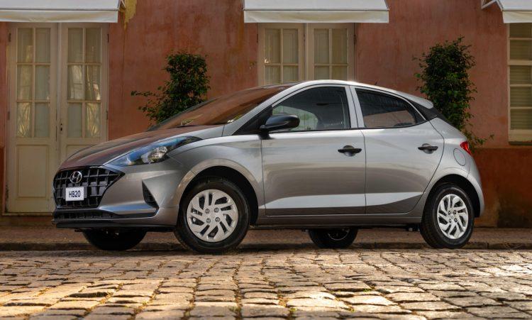 Hyundai HB20 Sense 2022 [divulgação]