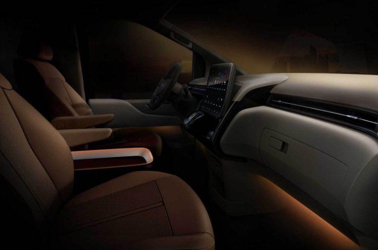 Hyundai Staria [divulgação]