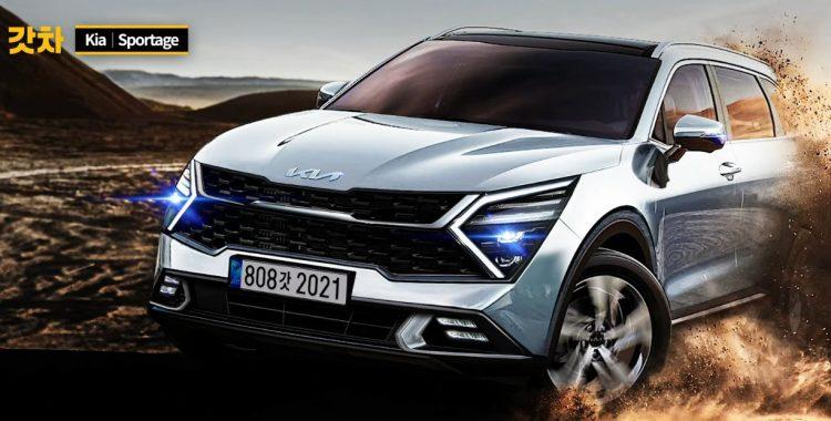 Kia Sportage 2022 [Gotcha Cars]