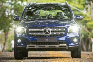 Mercedes-Benz GLB [divulgação]