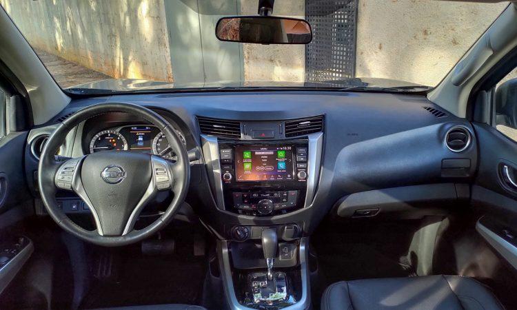 Nissan Frontier XE 2021 [Auto+ / João Brigato]